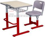 MDF 금속 플라스틱 학교 가구 테이블 의자