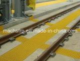 Passaggi pedonali quadrati stridenti della maglia modellati FRP/GRP
