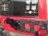 Несущая Teraflex прикрепленная на петлях HD для набора установки запасной автошины Jk регулируемого