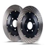 Disque de frein à disque de prix bas de bonne qualité de vente en gros d'usine de pièces d'auto pour Ford (DE9Z2C026A)