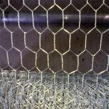 Acoplamiento de alambre hexagonal de China Anping para el rectángulo de Gabion