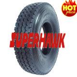 Superhawk 12r22.5 ausgezeichneter LKW-Gummireifen-Bus-Gummireifen