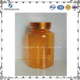 Qualitäts-gelbe Haustier-Plastikflasche