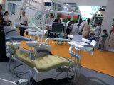 Reales ledernes Kissen-China-zahnmedizinische Stuhl-Geräten-Cer-Zustimmung