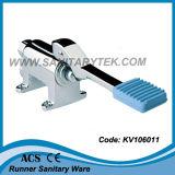 Пол - установленный кран эксплуатируемый ногой (KV106011)