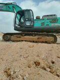 Escavatore utilizzato giapponese Kobelco Sk350-8 2011