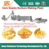 Norme ce maïs Kurkure entièrement automatique usine de fabrication des collations