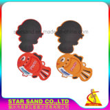 Customized Children 3D Cartoon Animal softly PVC Picture photo Frame