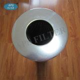 Elemento Hq25.300.16z Hq25.300.20z del filtro dell'olio idraulico della turbina a vapore del rimontaggio