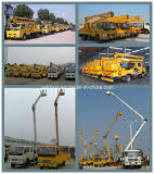 Isuzu 15m及び15 Meters &15meter高いAltitude Operation Truck