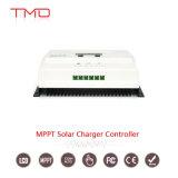 contrôleur solaire de charge de panneau solaire de 20A MPPT 12V 24V de régulateur intelligent automatique de batterie avec l'affichage à cristaux liquides, compensation de température