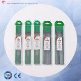 Cano principal os elétrodos de soldadura BRITÂNICOS do tungstênio da alta qualidade do mercado