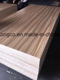 Colorida la melamina, tablero contrachapado de melamina laminado/Película/armarios de madera contrachapada frente melamina junta
