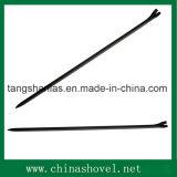 Barra di demolizione CB08 della barra del corvo del acciaio al carbonio dell'utensile manuale