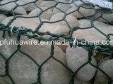 Ячеистая сеть Gabion для сохранять сооружение стены