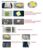 IP67 100W de luz LED de túnel con la nueva tecnología PCI Alojamiento
