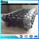 3 As van de Aanhangwagen van het Bed van de As van de Aanhangwagen van assen Flatbed Lage Semi voor Verkoop