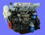 지게차 (Quanchai QC495G)를 위한 4개의 실린더 디젤 엔진