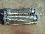 Ss Manguera de metal flexible con Hombres Mujeres Accesorios
