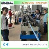 HDPE PP PVC doble pared de la máquina de extrusión de tubo corrugado