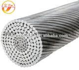 ACSR/Tw los conductores de aluminio reforzado de acero (ASTM B779) Conductor superior