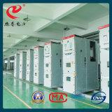 Il gas Sf6 di Gis ha isolato l'apparecchiatura elettrica di comando isolata aria dell'apparecchiatura elettrica di comando chiusa metallo (C-GIS)