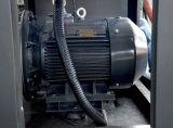 Oil Injected Screw Air Compressor for Bus Production