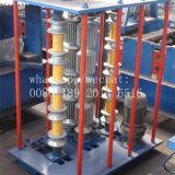 Hoja de acero de la azotea del color que prensa curvando la máquina