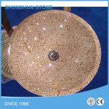 Китайский полированный Белый Оникс мраморная ванная комната и блок радиатора процессора