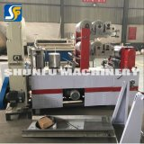 表のティッシュのナプキンに産業工場および機械装置をする印字機