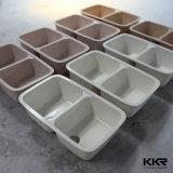 Kkr Mittlerer Osten künstliche feste Oberflächenküche-Steinwanne (S170817)