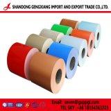 La bobina d'acciaio preverniciata, colora rivestito, PPGI, PPGL