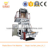 Biodegradierbares Plastik-HDPE, LDPE-Gebläse-Film-Maschine