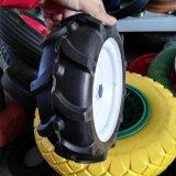 8 Zoll haltbare PU-Schaumgummi-Räder