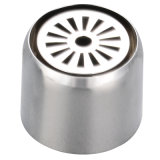 Aérateur de robinets en plastique ABS avec finition chromée (JY-5097)