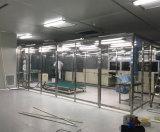 Uso do capô de fluxo laminar para reparar remodelado Sala Limpa a tela LCD