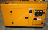 Générateur portatif silencieux 24kw de moteur diesel