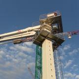 Equipo de construcción de la máquina de hormigón la colocación de 28m de radio (PB28A)