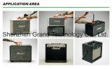Электрическая гитара ткань усилителя крышки динамиков гриль ткани (GC-19)