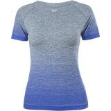 Bajo precio camiseta de deporte de secado rápido