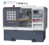 기우는 침대 포탑 CNC 공작 기계 Tck520p & 절단 금속 돌기를 위한 선반