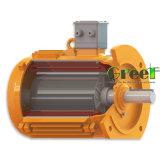 7kw 300rpm magnetischer Generator, 3 Phase Wechselstrom-permanenter magnetischer Generator, Wind-Wasser-Gebrauch mit niedriger U/Min