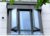 Los fabricantes en China Casement Windows las puertas de aluminio
