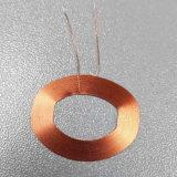 Square Rx de la bobine de la bobine de l'antenne pour Samsung récepteur de charge