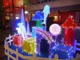25cm LEDの球のクリスマスの照明装飾