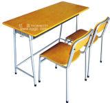 Bureau et présidence durables de double d'élève de mobilier scolaire du modèle 2017 neuf