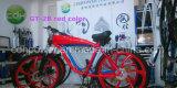 Синий цвет Mag колеса под действием электропривода велосипед, топливо бензин двигатель, Двигатель велосипед