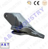 CNC Aangepaste Toestel die van het Koper CNC draaien die de Vervangstukken van Machines machinaal bewerken