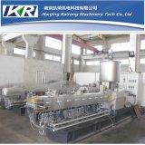 Macchina di riciclaggio di plastica residua alimentante automatica del granulatore di pelletizzazione della pallina