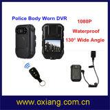 Macchina fotografica portata ente impermeabile della polizia di HD1080p con telecomando e la mini macchina fotografica esterna 1080P